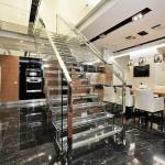 Лестницы из стекла в Перми