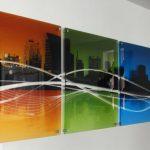 Фотокартины на стекле
